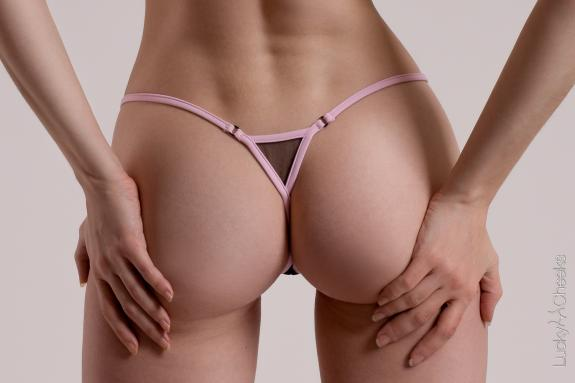 sexy G-strings von Lucky Cheeks
