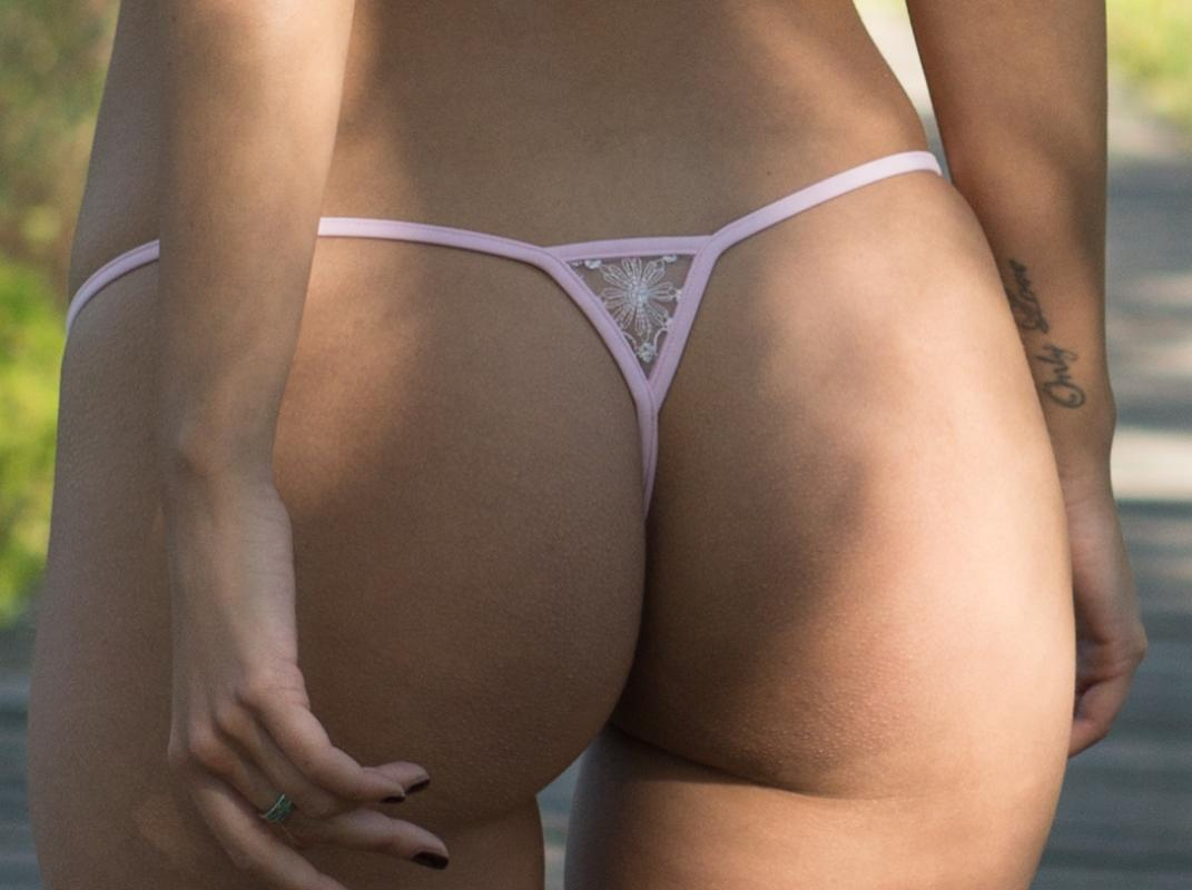 Soft Touch thong